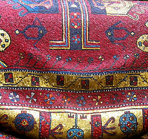 Надгробие нуриева Прямоугольный вертикальный памятник Щигры