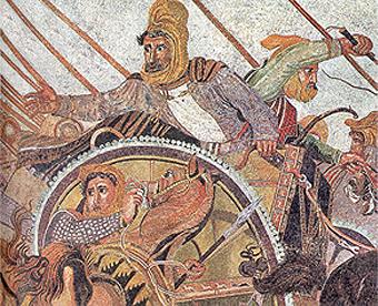 Битва при Гавгамелах — Википедия