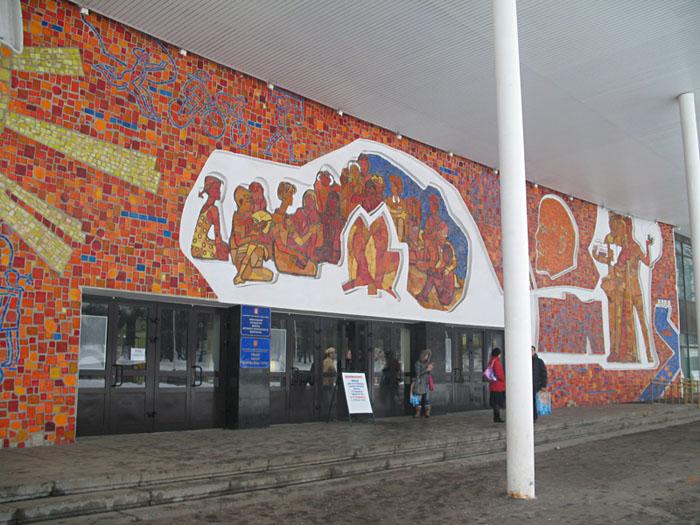 рисунки дворцов:
